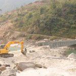 बेलिब्रिज हटाउन शुरु गरिएसँगै उदयपुर–खोटाङको सिधा यातायात अवरुद्ध
