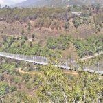 नेपालमै रहेको संसारकै लामो झोलुङ्गे पुलको गिनिजबुक यात्रा शुरु