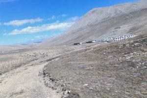 सिमा समस्या न सुल्झाई लाप्चाबाट फर्कियो सीमास्तम्भ खोजी टोली