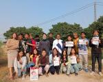 कटारी गराँसका युवाहरुले देउसी खेलेर उठेको ६० हजार बढी रकम सियोनालाई बचाउँन सहयोग