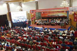 १७ बुँदे प्रस्ताव पारित गर्दै सकियो नेकपा एमालेको राष्ट्रिय भेला (पूर्णपाठ)